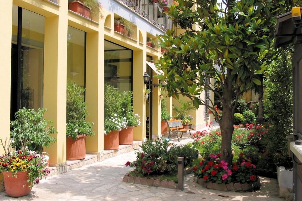 Villa Medici Hotel Napoli