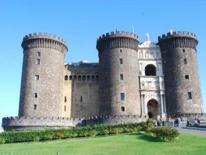 Castel Nuovo e Maschio Angioino Napoli