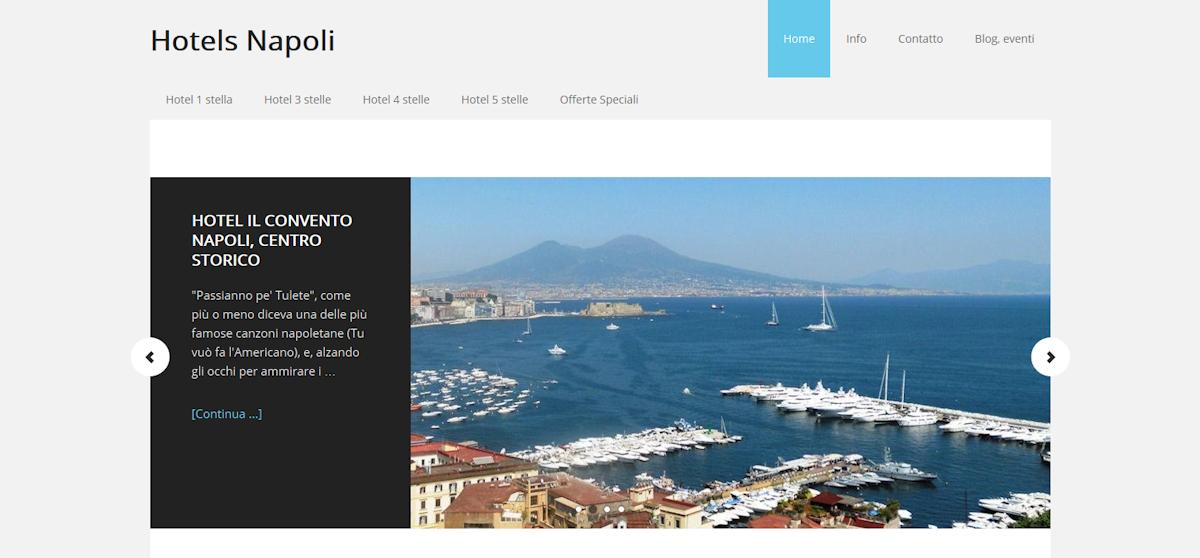 Hotels Napoli