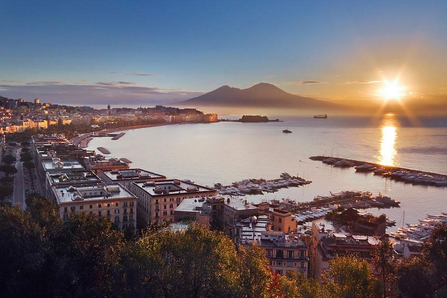 come si vive a Napoli
