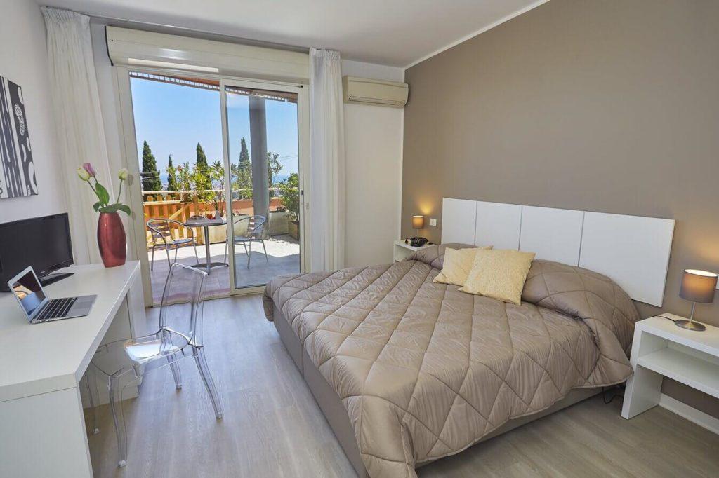 Camera Standard con Terrazzino Hotel Bel 3 Palermo (Sicilia, Italia)