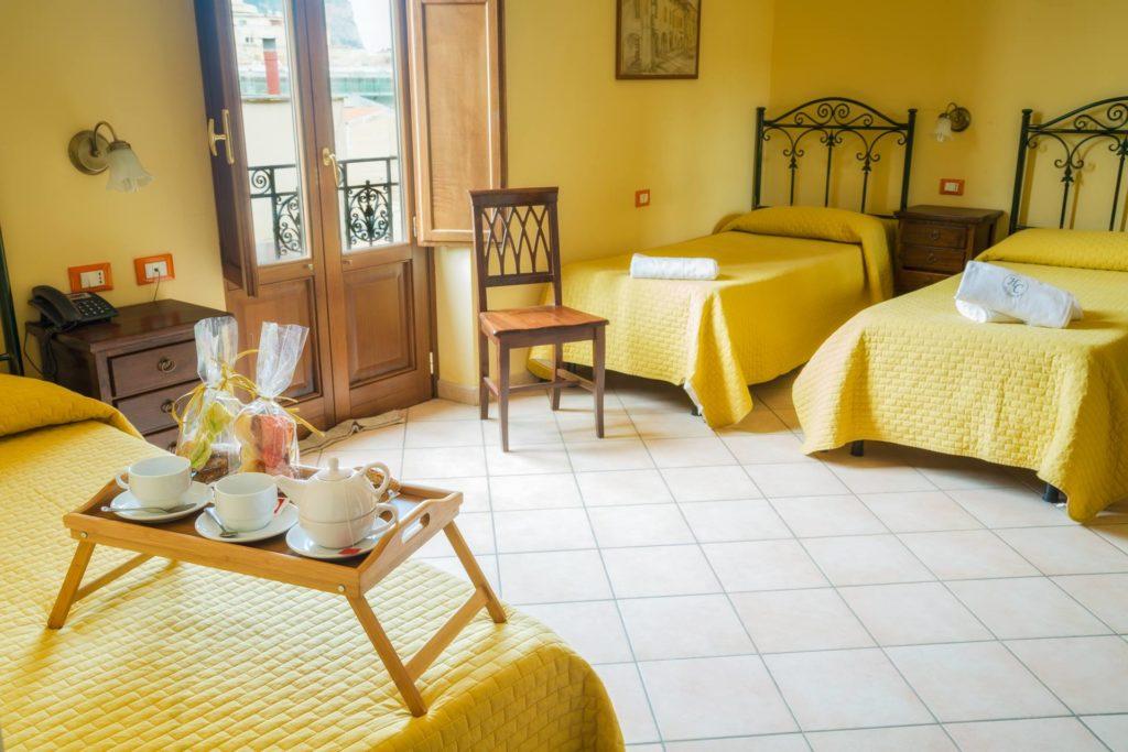 Hotel Columbia Palermo (Sicilia, Italia)