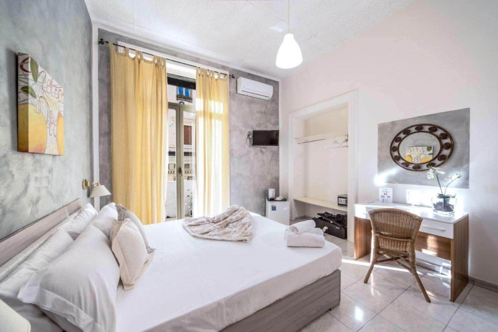 Camera doppia Hotel Le Orchidee Napoli (Campania, Italia)
