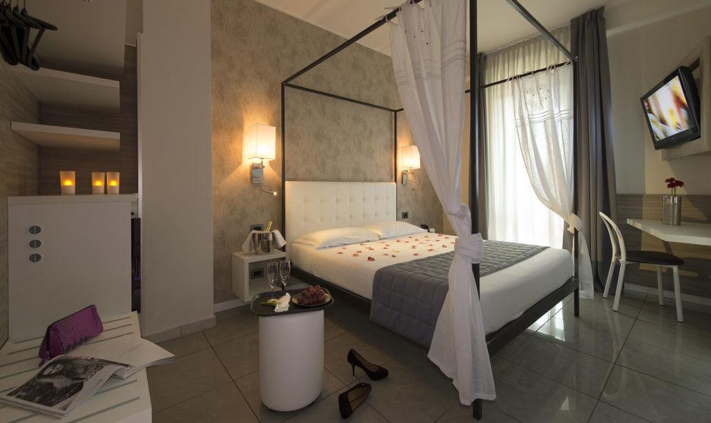 Camera matrimoniale Hotel San Francesco Milano (Lombardia, Italia)