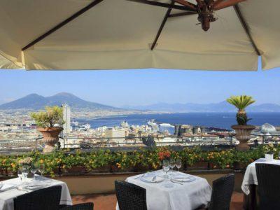 Hotel a Napoli con vista mare e città : San Francesco al Monte