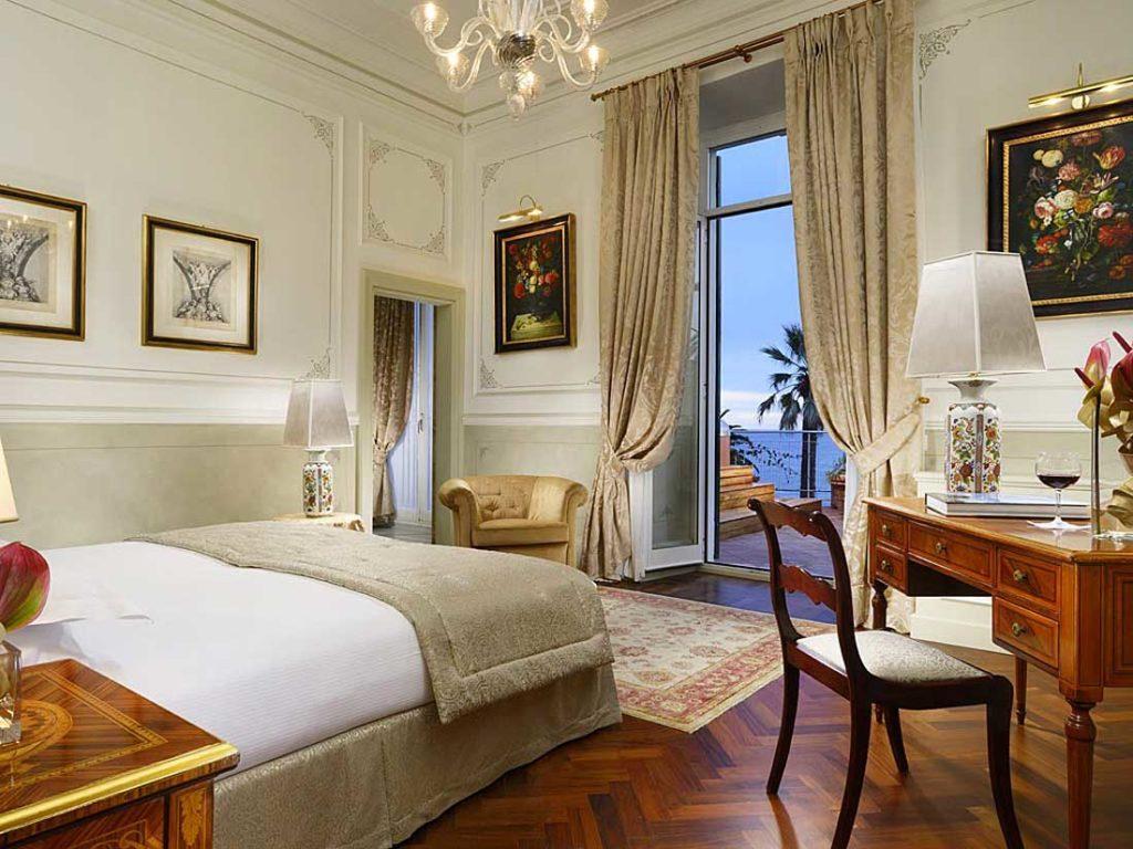 Royal Hotel Sanremo: Executive Suite Sissi