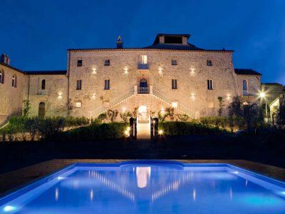 Castello di Montignano Relais & Spa - residenza d'epoca e hotel di lusso a Massa Martana (Umbria, Italia)