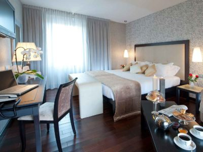 Hotel Fiume, albergo design a Roma (Lazio, Italia)