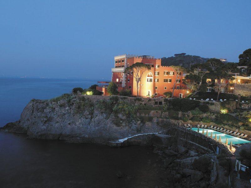 Il Mezzatorre Hotel & Thermal Spa, Ischia (Campania, Italia)