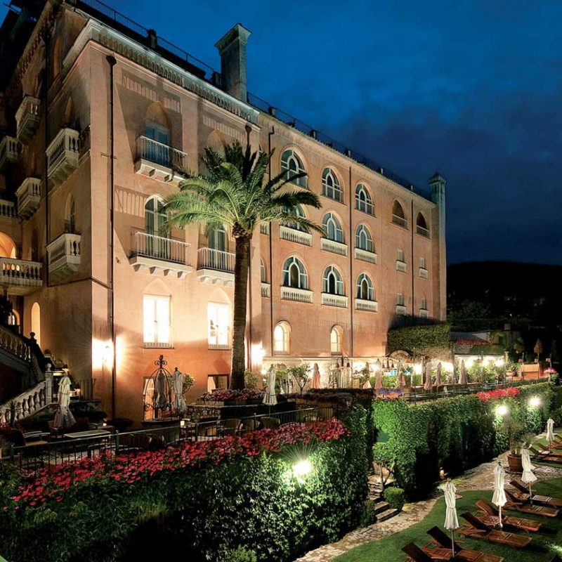 Palazzo Avino, Hotel di lusso a Ravello sulla Costiera Amalfitana (Italia)