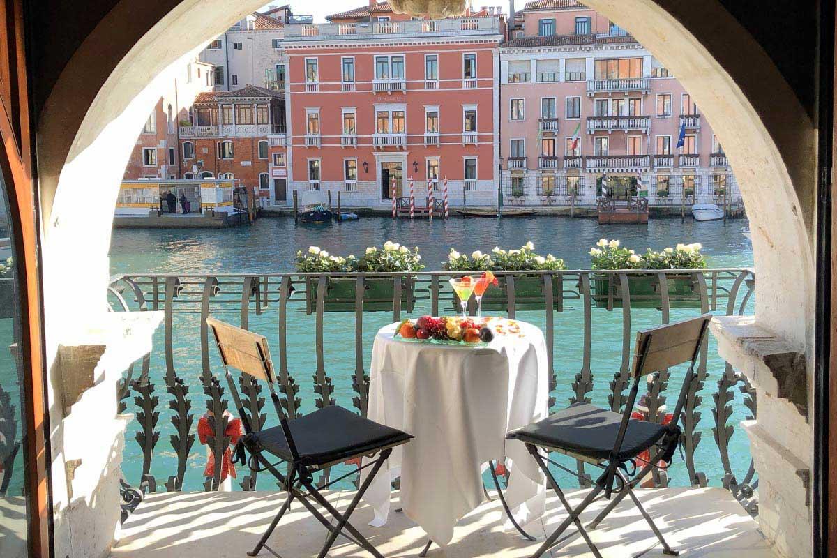 Palazzo Barbarigo Boutique Hotel sul Canal Grande di Venezia (Veneto, Italia)
