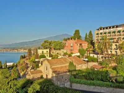 Villa Carlotta, hotel di lusso a Taormina (Sicilia, Italia)