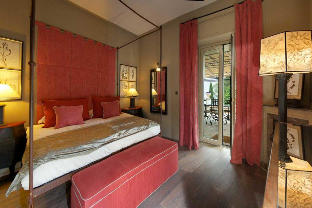 Camera Doppia: Villa Carlotta, hotel di lusso a Taormina (Sicilia)