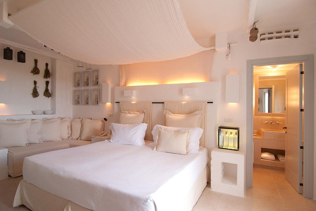 Camera hotel Borgo Egnazia Savelletri di Fasano (Puglia)