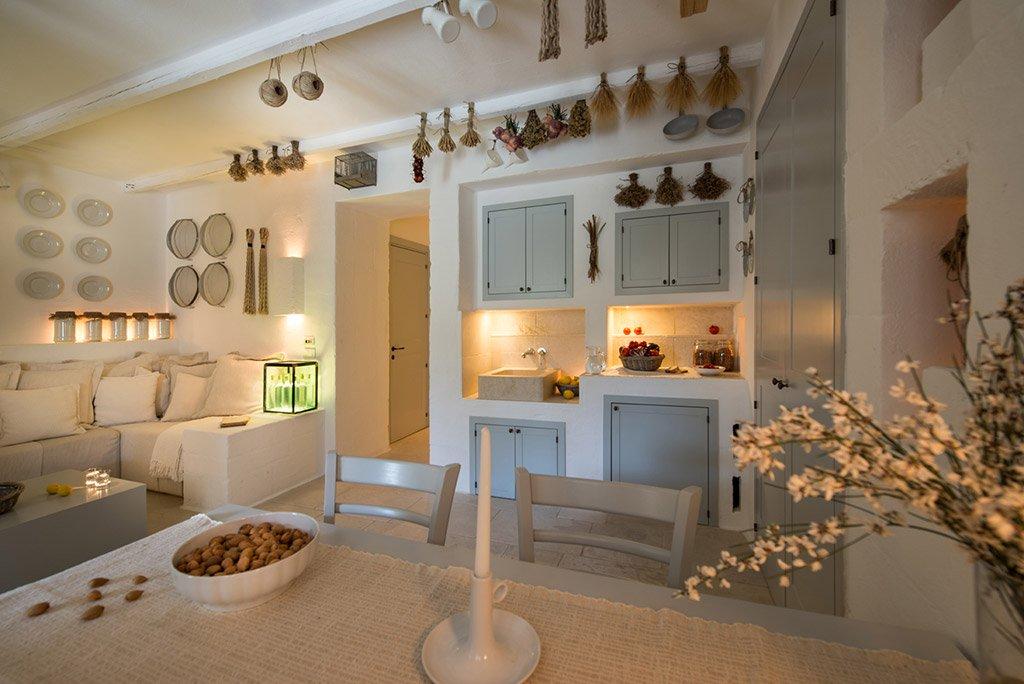 Casetta Splendida hotel Borgo Egnazia Savelletri di Fasano (Puglia)