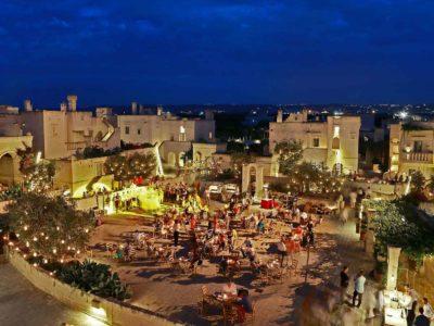 Borgo Egnazia Hotel di lusso Savelletri di Fasano - Brindisi (Puglia, Italia)
