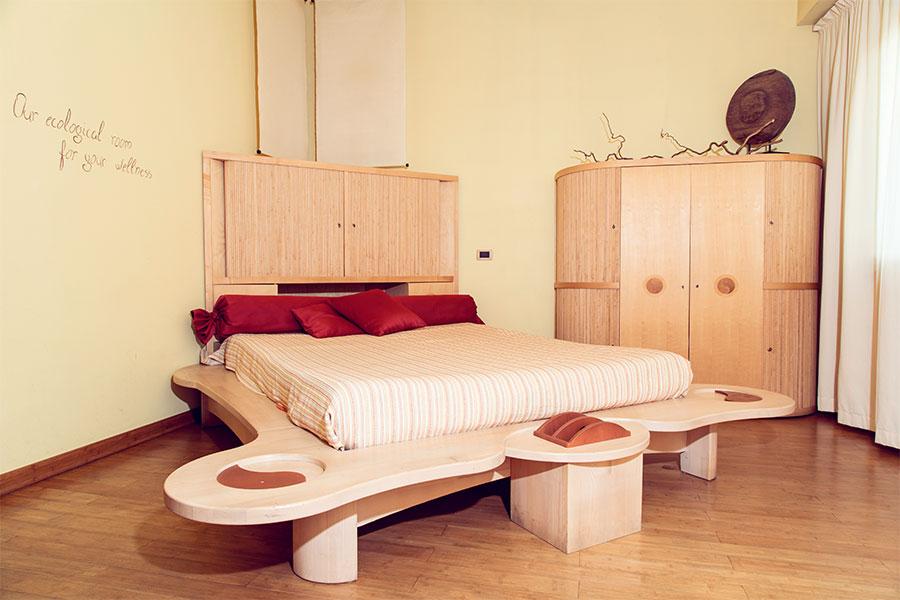Ecologic & Feng Shui Suite Eco-Hotel La residenza Milano (Lombardia, Italia)