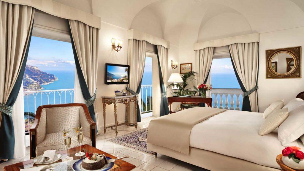 Junior Suite Palazzo Avino Ravello
