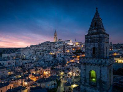 Italia Basilicata Hotels (Matera Sassi, by Blank76)