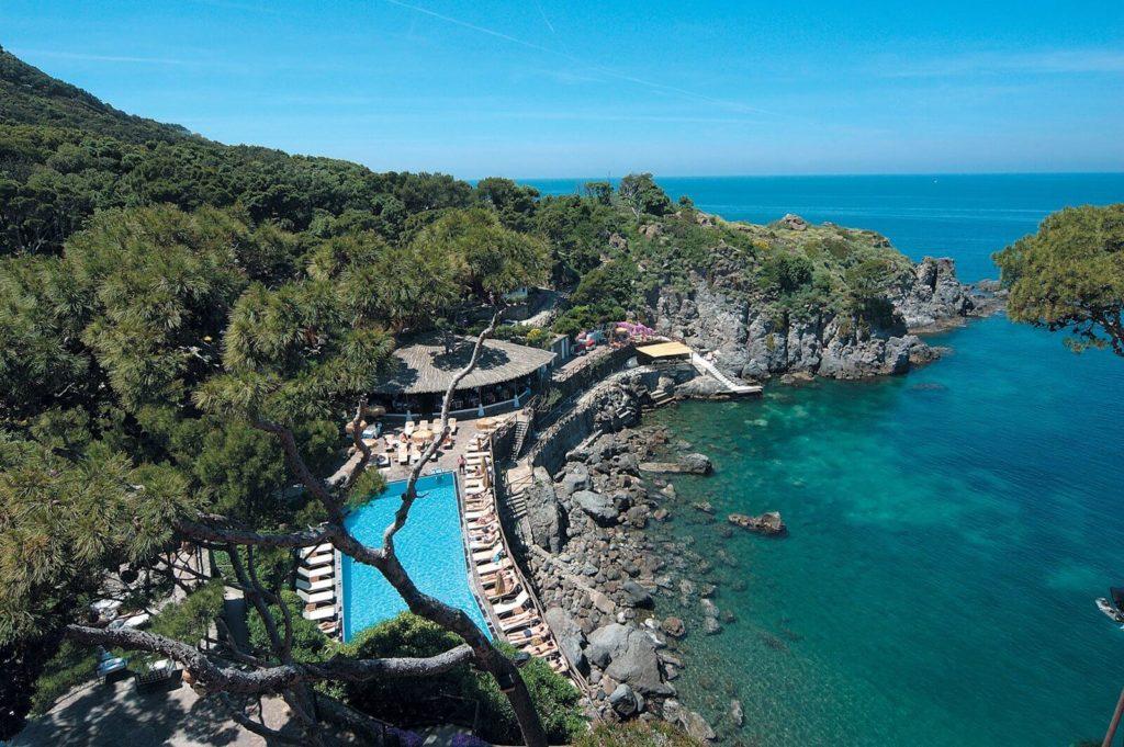 Piscina Mezzatorre Hotel & Thermal Spa, Ischia