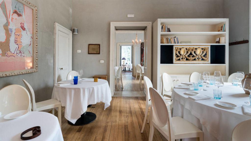 Locanda Nerello, ristorante di Monaci delle Terre Nere (Zafferana Etnea)