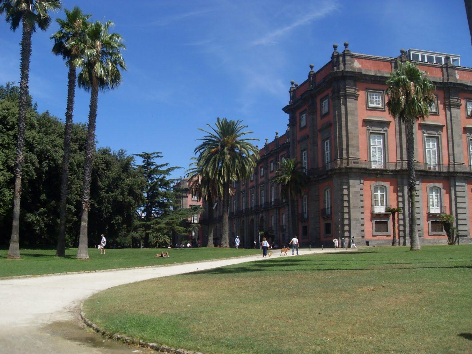 Museo Capodimonte Napoli (Campania)