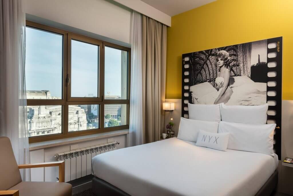 Nyx Hotel Milan - Hotel di design a Milano (camera doppia)