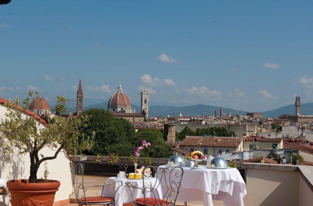 Terrazza Florence Suite Hotel Sina Villa Medici Firenze