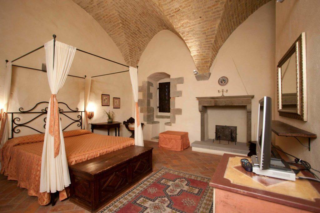 Junior Suite Torre Santa Flora Arezzo, Toscana