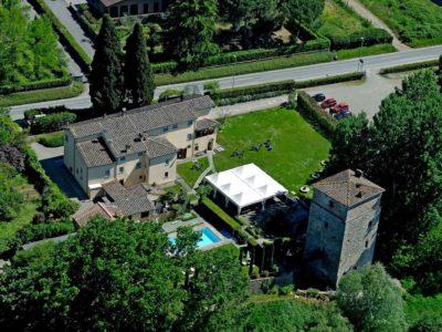 Torre Santa Flora, relais e Spa in Toscana (Arezzo, Italia)