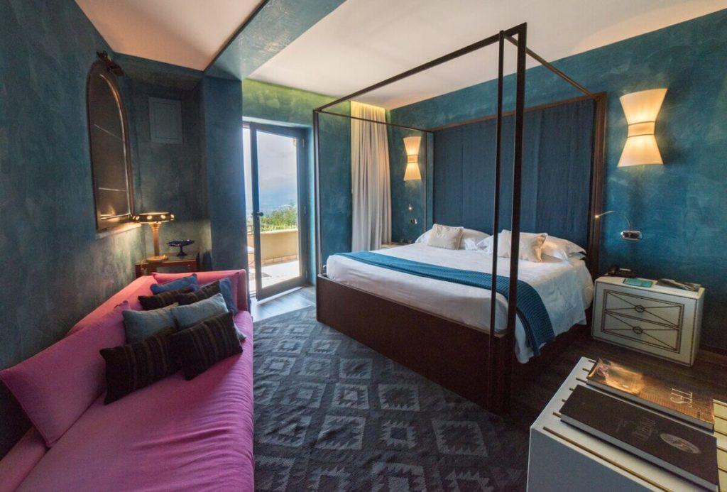 Junior Suite con vista mare, Villa Ducale Taormina