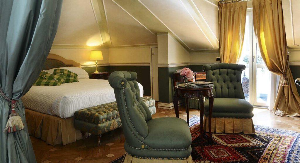 Attic Suite Petit Palais Boutique Hotel a Milano (Lombardia, Italia)