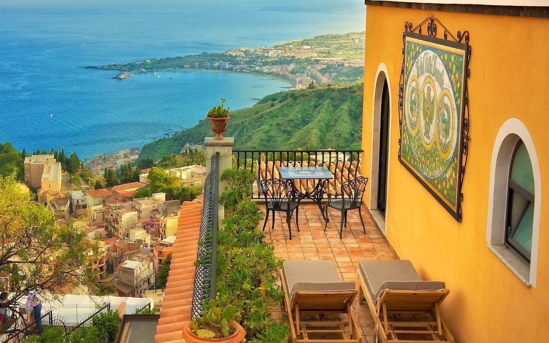Villa Ducale, Boutique hotel a Taormina (Sicilia, Italia)