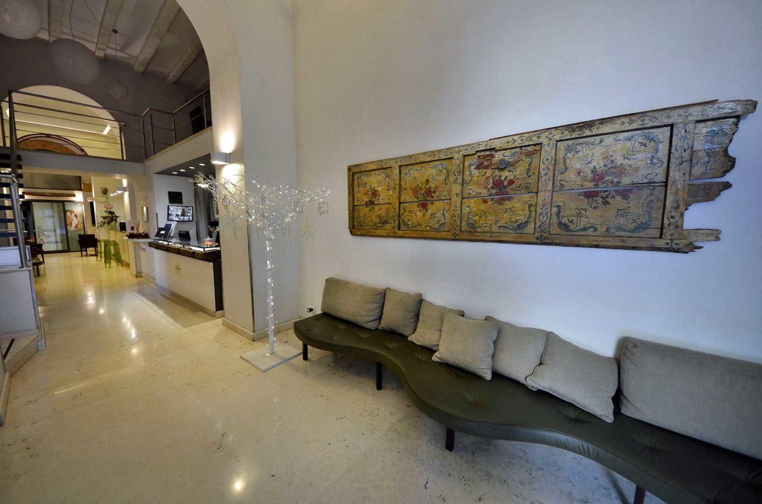 Quintocanto Boutique Hotel & Spa, Palermo (Sicilia, Italia)