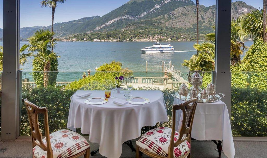 Ristorante Mistral Bellagio, Lago di Como (Lombardia, Italia)